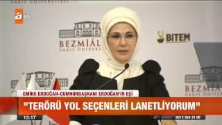 Emine Erdoğan: Barış hedef alındı - atv Gün Ortası Bülteni