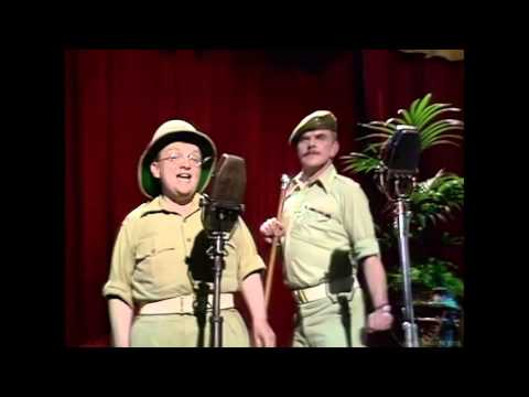 Whispering Grass -  Windsor Davies & Don Estelle (1975) (HD)