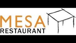 Mesa Restaurant. (Directed by Saulo Ramirez)