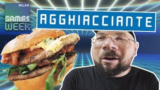 *AGGHIACCIANTE* Milano Games Week FOOD - feat. JUNKFULLY & ARCADE BOYZ - MochoHF