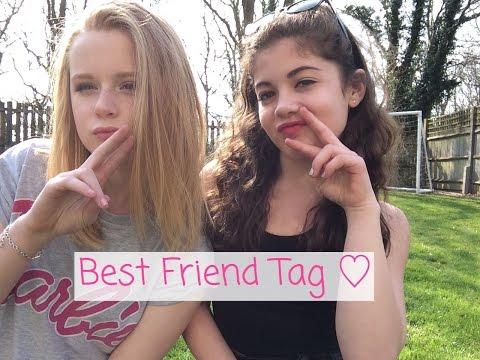 Best Friend Tag//Galaxy Teen