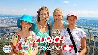 Zurich Switzerland Travel Guide - Top Things To See & Experience   90+ Countries With 3 Kids