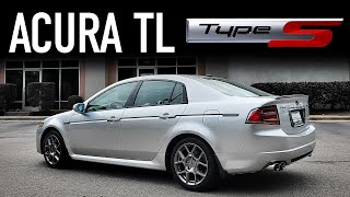 2007 Acura TL Type S Review...The Last Great Acura?