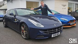 Goodbye Ferrari FF! The End of the Blue Crew... | GARAGE