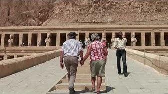 Nil-Kreuzfahrt (5): Tal der Könige / Hatschepsut-Tempel / Karnak / Luxor-Tempel