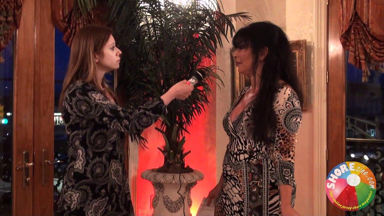 Garden state goddess fashion show buona sera red bank nj shorezine youtube for Watch garden state online free