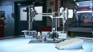 Швейная машина Brother NV20. Как это устроено.(, 2013-05-20T12:04:05.000Z)