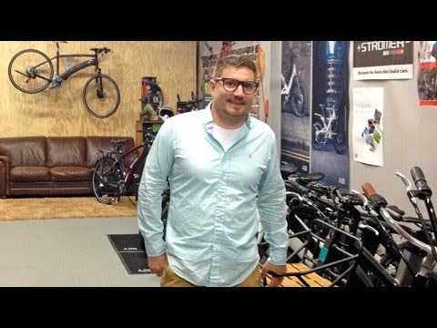 Long Island Electric Bikes  Store Tour,  with Owner Chris Nolte