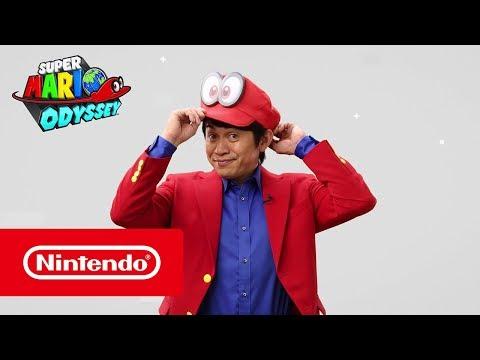 Super Mario Odyssey - Nintendo Direct 13.09.2017