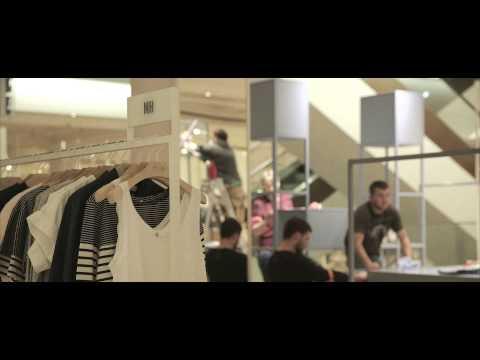 MiH Jeans pop-up shop at Selfridges