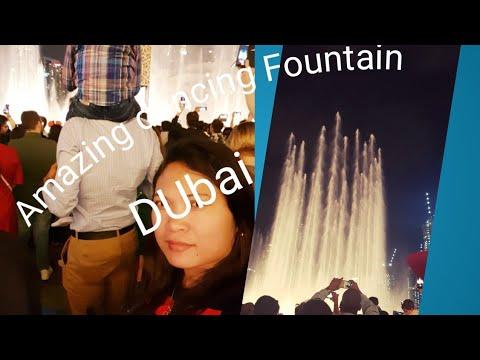 dancing fountain dubai 2020😘😘😘