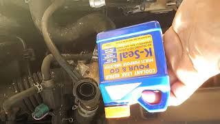 K seal  for water pump and gasket.