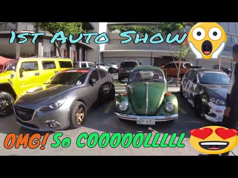 Awesome Motor And Car  Models  In G-Mall  GenSan  City || Auto Show Philippines 2019