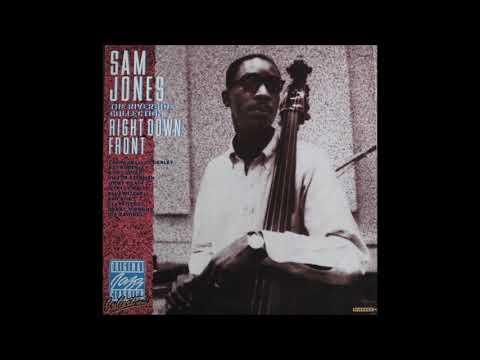 Sam Jones -  Right Down Front ( Full Album )