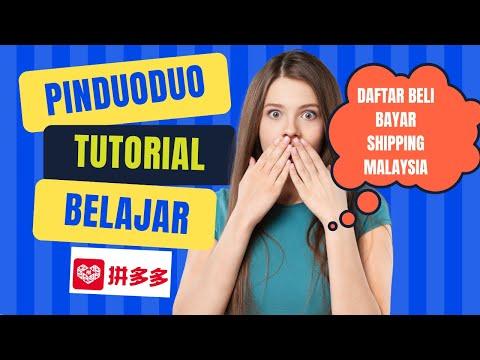 Pinduoduo Tutorial - Live Personal Coaching Termasuk Cara Beli Bayar