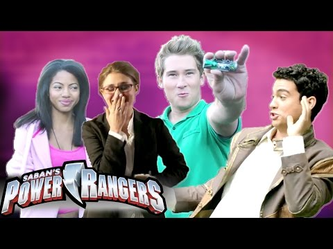 Power Rangers | Power Rangers Dino Super Charge Outtakes