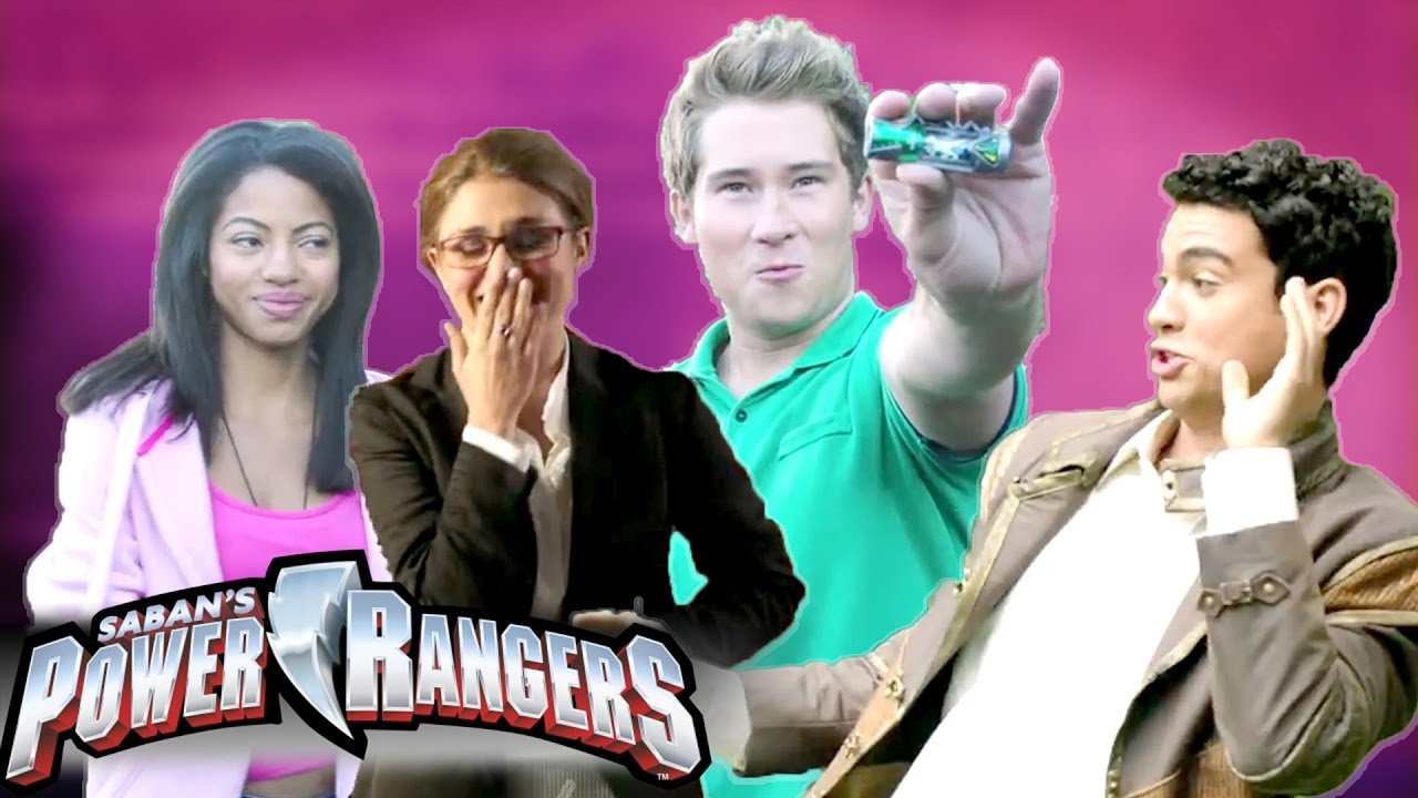 Energy Rangers | Energy Rangers Dino Tremendous Cost Outtakes