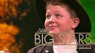 Traumberuf: Schäfer (Johannes) | Little Big Stars mit Thomas Gottschalk | SAT.1