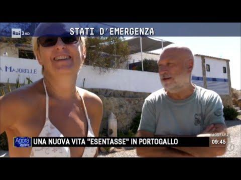 Pensionati in Portogallo - Agorà Estate 24/07/2017