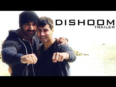Dishoom Official TRAILER ft John Abraham,...