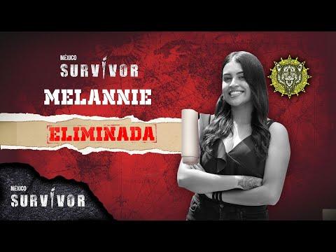 Melannie González ya no continuará su sueño de llegar a la gran final. | Survivor México