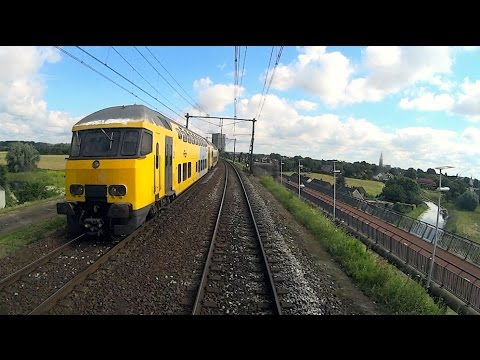 CABVIEW HOLLAND 's Hertogenbosch - Nijmegen - Zwolle DDZ 2016