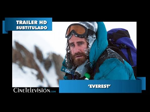 Everest - Trailer #2 Subtitulado
