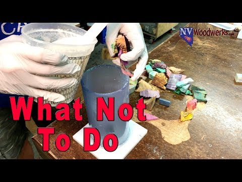 Resin Casting for Beginners - 5 Mistakes to Avoid