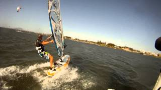 windsurf toti stagnone marsala 20/22 nodi