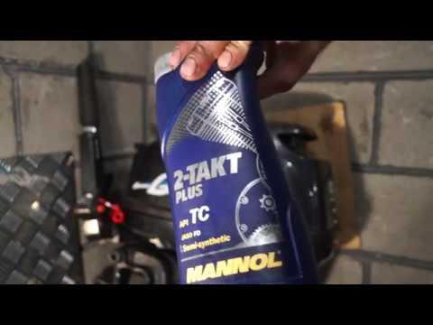 Выбор масла для лодочного мотора