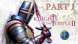 Knights of the Temple II PC Walkthrough Part 1 (ISQUARED) HD