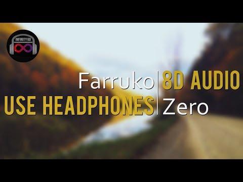 Farruko - Zero | (8D Audio)🎧