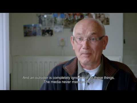 Primary lateral sclerosis, English subtitles