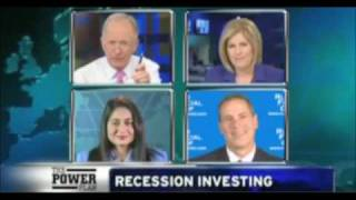 How to Invest During a Recession -- Manisha Thakor on CNBC's Power Lunch, 2/8/2009