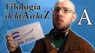 Filología de la A a la Z - Adquisición del lenguaje