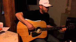 Adam Mitchell cover Ben Harper Please Bleed