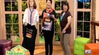 Taumbahay November 17, 2015  Ms Gina Montes of Hotdog