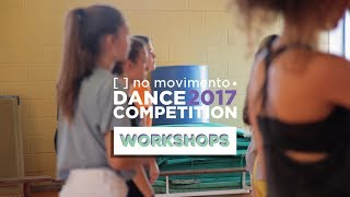 [ ] no movimento • Dance Competition 2017 Workshops