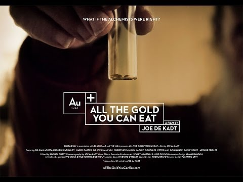 ORMUS and alchemy documentary trailer 'All The Gold You Can Eat'