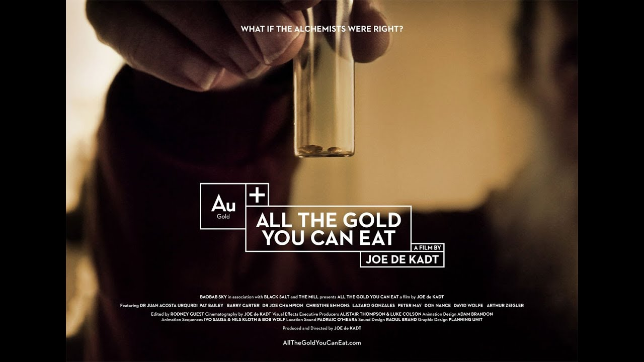 Monatomic Gold, ORMUS - The Most Remarkable Physical