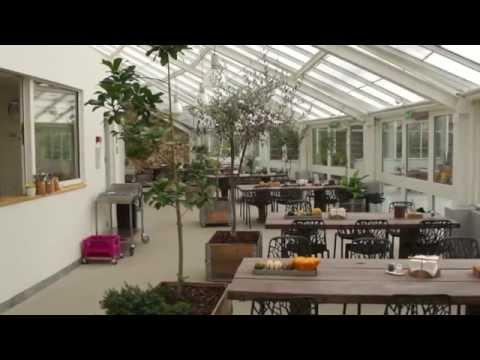 Væksthusene i Aarhus er genåbnet efter renovering