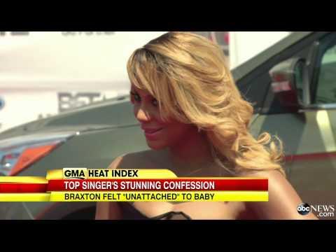 Tamar Braxton on 1st Child: 'Wasn't Love at First Sight' - Tamar Braxton 'GMA' Interview 2013