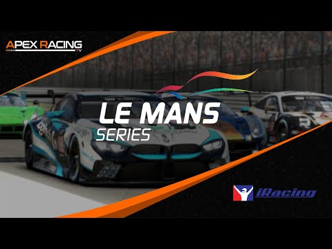 IRacing Le Mans Series 2019 S4/W1