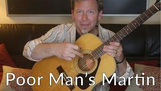 Poor Man's Martin - YAMAHA FG NIPPON GAKKI - Guitar Discoveries #3