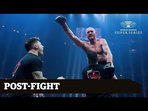 WBSS The Day After - Groves vs Eubank Jr