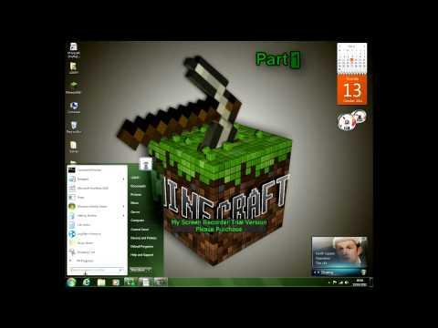 Minecraft - WorldEdit Tutorial 1.0  [Single Player]