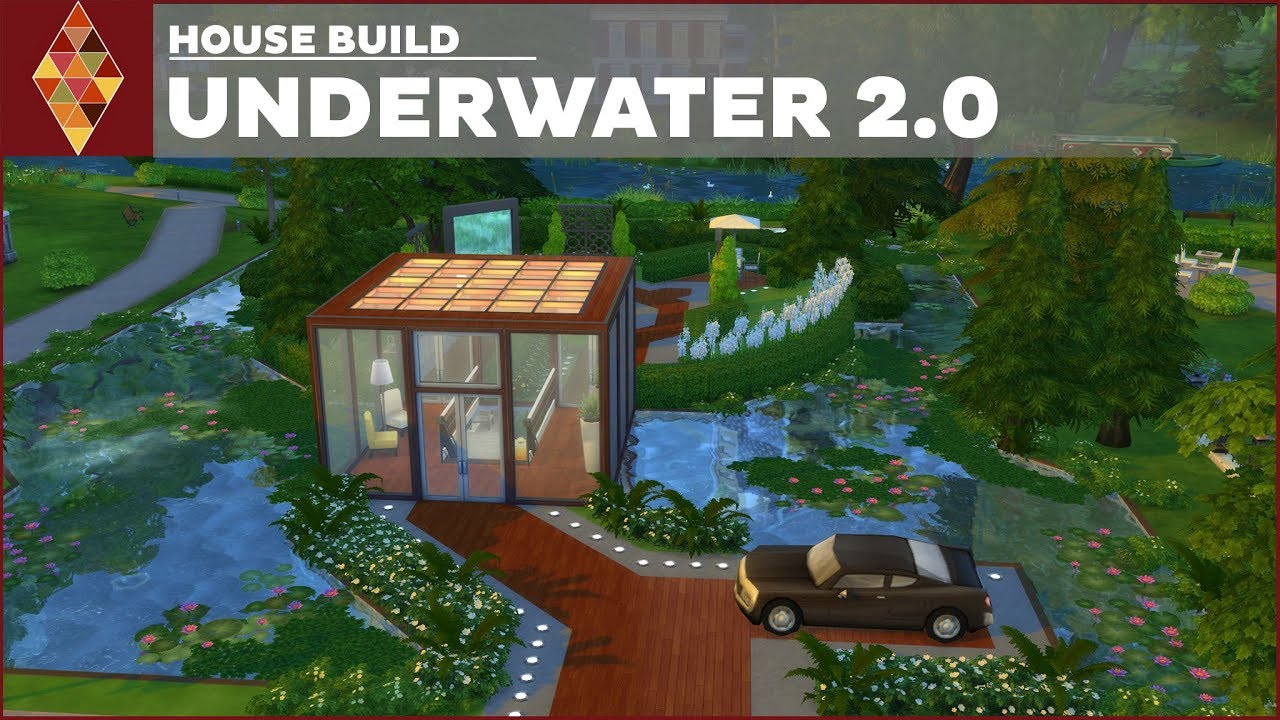 Sims  How To Build On Water