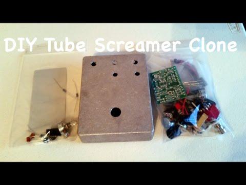 DIY Tube Screamer Clone