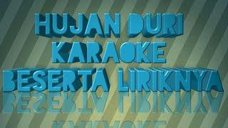 Gambar cover Hujan Duri Karaoke Roland Bk5