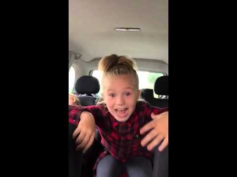 7 year old singing bars and melody hopeful